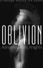 OBLIVION  by I-Am-Ariiiii