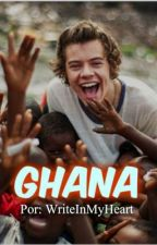 Ghana. Larry Stylinson. © by WriteInMyHeart