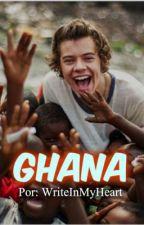 Ghana. Larry Stylinson. © by WriteInMyHeart