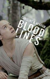 bloodlines ; rey by organa_