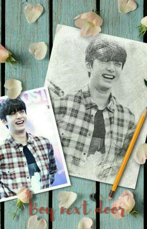 Hyungwon | Boy Next Door by keurisel