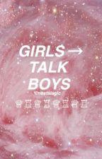 girls talk boys by catch21