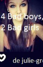 4 Bad boys, 2 Bad girls by julie-grd