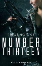 Number Thirteen-On Hold  by NicoleRobbie
