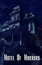 Goosebumps Fanfiction: Hotel Of Horrors by kiranrohra