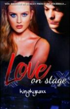 Love On Stage  ||Lourrie|| by kingkyraxx