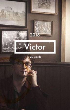 20 слов Виктора.  by honeyembrace