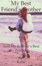 My best friend's brother and my brother's best friend (2016) by Kw10icecream