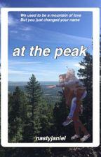at the peak    janiel by nastyjaniel