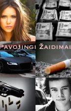 Pavojingi Žaidimai (1 Sezonas)✔️ by MigleGolubkeviciute