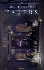 Takers | BTS by wagnus