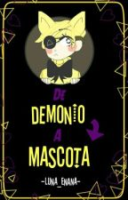 ◀ De Demonio A Mascota ▶ Bill Cipher Y Tu ◀ by Luna_enana
