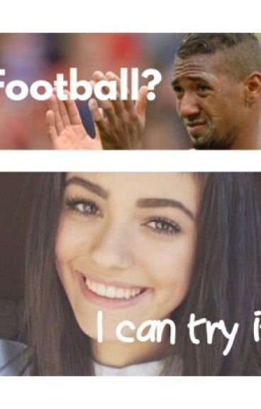 Football ? - I can try it! {Jérôme Boateng Fanfiction}