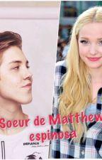 Soeur de Matthew espinosa by princesse027
