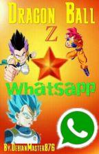 Dragon Ball Z: Whatsapp by DebianMaster876