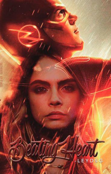 Beating Heart » Barry Allen/ The Flash. #ArrowverseAwards