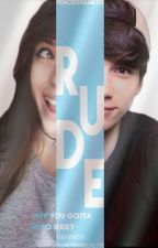 ♡Rude| Bell AU♡ [completed] by PrincessBrunette