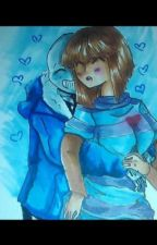 Heart of Bones (Frisk X Sans) by JaysDreamCatcher