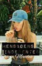 Mensagens Indecentes- Shawn Mendes by AADomingos