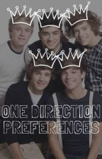 One Direction Preferences✔️ by jagijongin