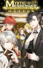 Mystic Messenger  Screenshots/pics/cgs by ReolPandora