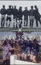 Bts x Gfriend by livinshadowsX