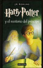 leyendo harry potter y el príncipe mestizo en hogwarts by genensitapotter