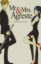 Mr. & Mrs. Agreste |MLB FANFIC| +18 by JustSophieReader