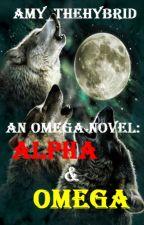 An Omega Novel: Alpha and Omega(Book 3) (Werewolf) (BoyxBoy) by Amy_theHybrid