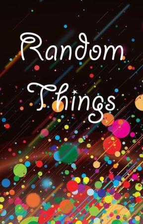 Random Things by Zingiberaceae