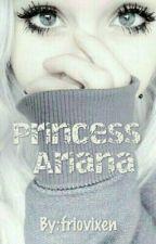 Princess Ariana by friovixen