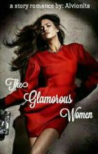 The Glamorous Woman  by Alvionita20
