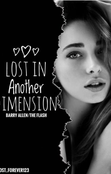 Lost in another dimension ↯ Barry Allen/The Flash