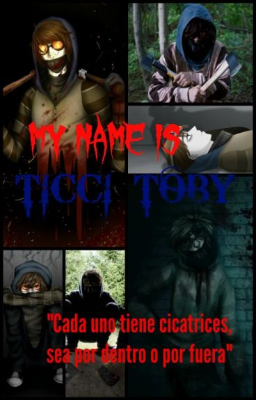 MY NAME IS TICCI TOBY
