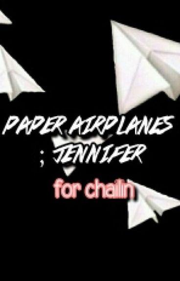 Paper Airplanes ✘ b.r.r