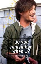 do you remember when...? ☁ stylinson by almightygomez