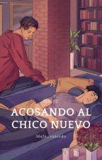 Acosando al Chico Nuevo (Malec) by MafeCullenSalvatore1