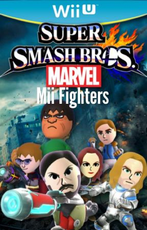 Marvel Mii Fighters Iron Man Wattpad