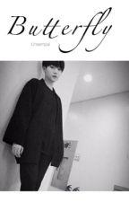 Butterfly ≫ Min Yoongi by Linsempai