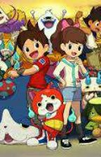 Yo Kai Watch by DiegoFernandez303