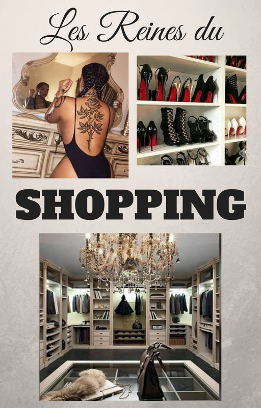 Les Reines du Shopping #CONCOURS by SCHIZOFRIEND_