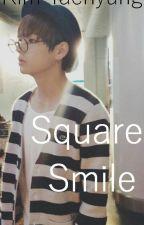Sorriso quadrado《Kim Taehyung》 by yanderepenguin