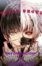 Tokyo Ghoul Personajes  (Informacion) by Daeli7915