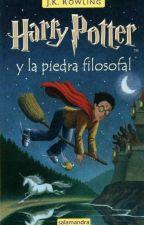 Harry Potter y la piedra filosofal by Aml20023