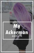 My Ackerman | Armin Arlert | © by Azxlex