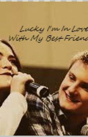 Lucky I'm in Love With My Best Friend by sighalexander