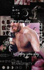 Enjoy Your Stay ➢ Sami Zayn. by KarlTheAuthor
