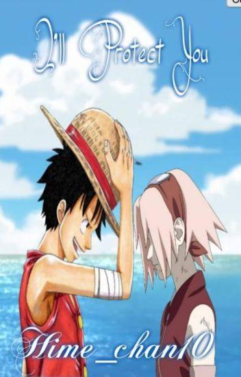 I'll Protect You [ Sakura Haruno fanfic]