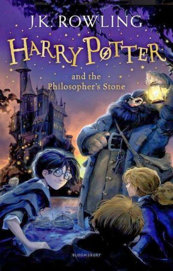 Leyendo Harry Potter y la Piedra filosofal (PAUSADA)