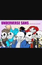 Ask/Dare The AUs Sans  by Loveablebunny24